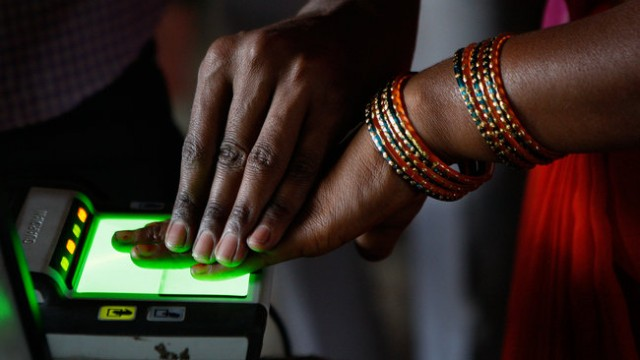 India-biometric
