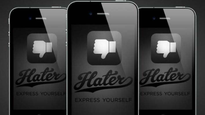 Hater-app