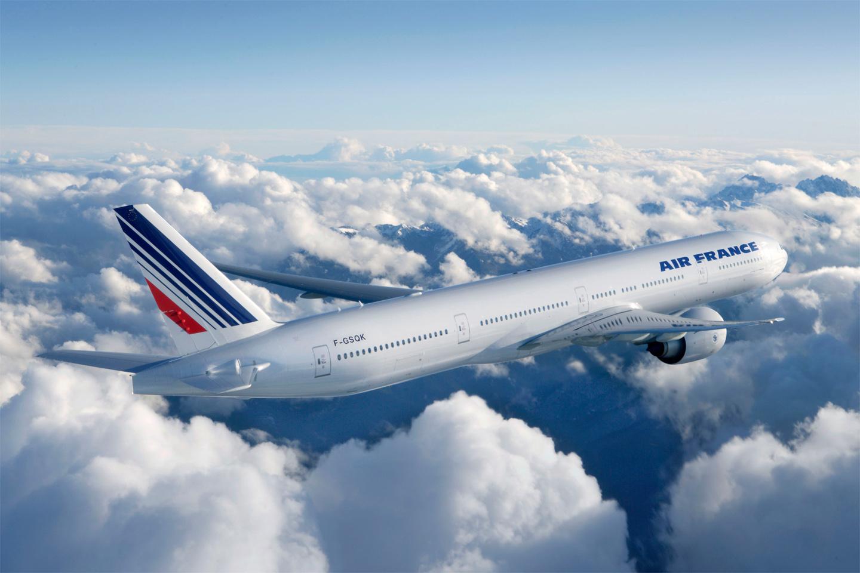 Du wi fi sur les vols air france klm newzilla net for Interieur 777 air france