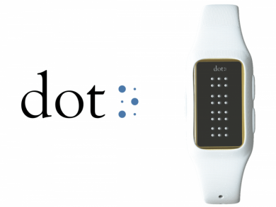 Dot-smartwatch-montre-connectee-malvoyants-visually-impaired