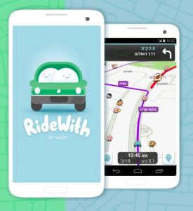 RideWith-Waze-Google