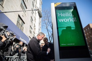 LinkNYC-deblasio-wifi