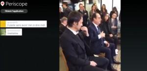 Hollande-Periscope