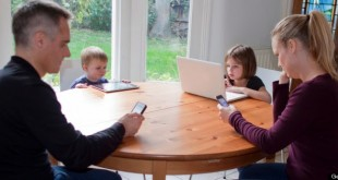 children-parents-technology