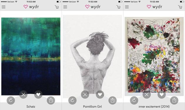 Wydr-Tinder