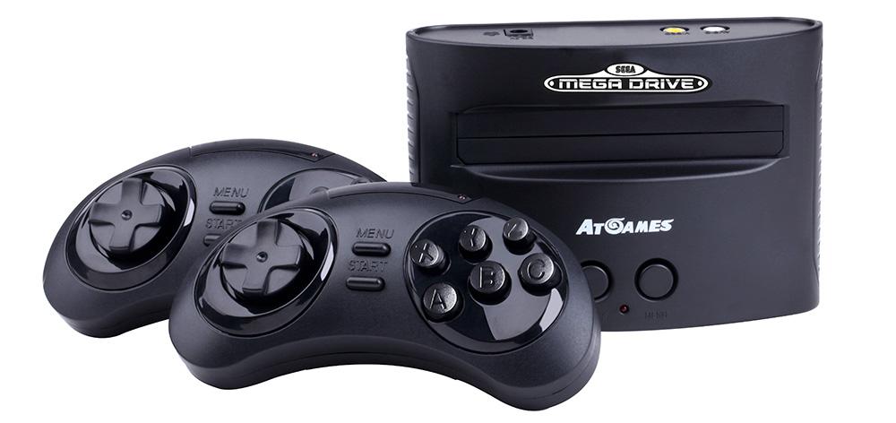 Mega-Drive-Console-Sega