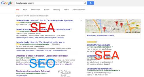 SEO-SEA-Google