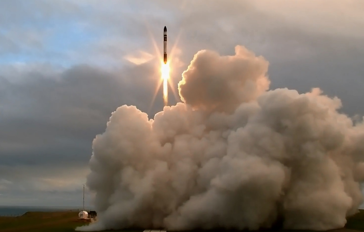 Rocket-Lab-Lift-off-Mahia-Peninsula-Nouvelle-Zelande