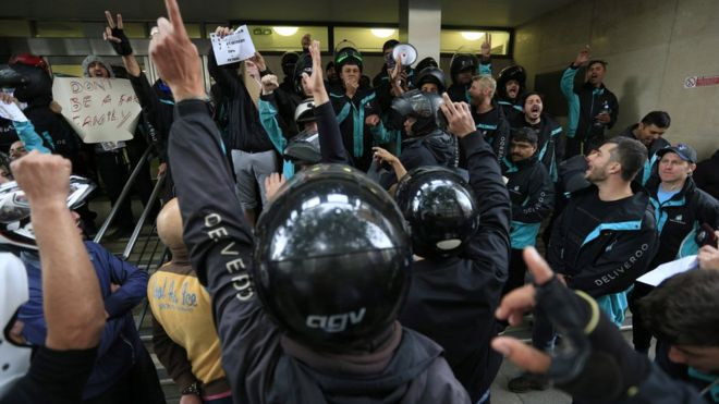 deliveroo-protest