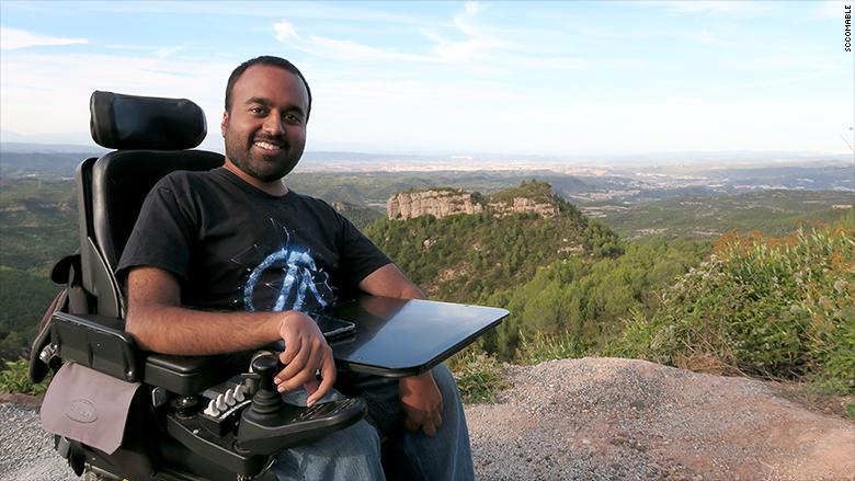 accomable-founder-Srin Madipalli