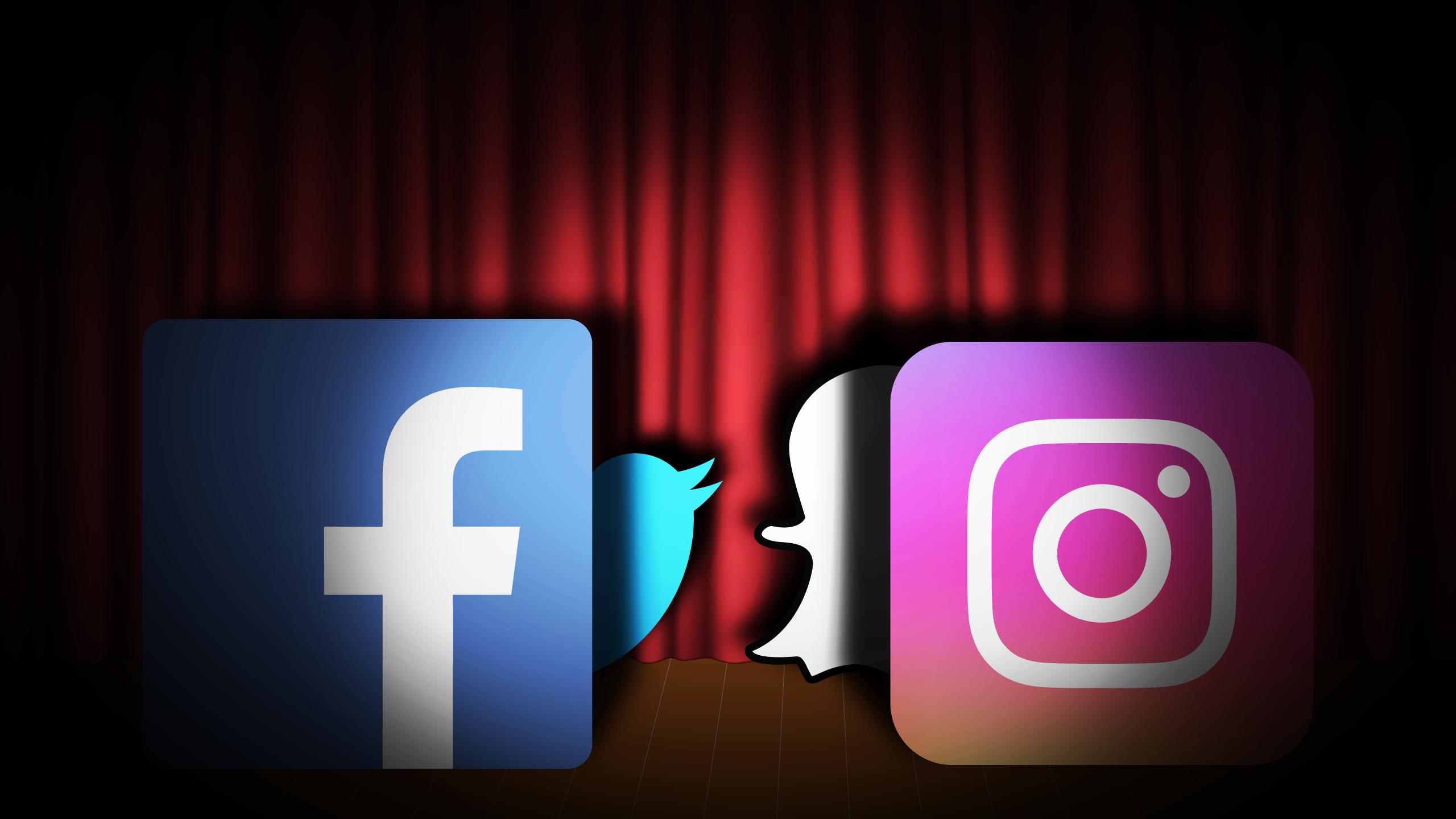 instagram-snapchat-facebook-twitter