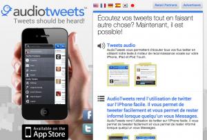 AudioTweets