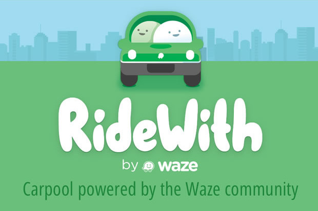 ridewith--google-waze-app-israel-covoiturage