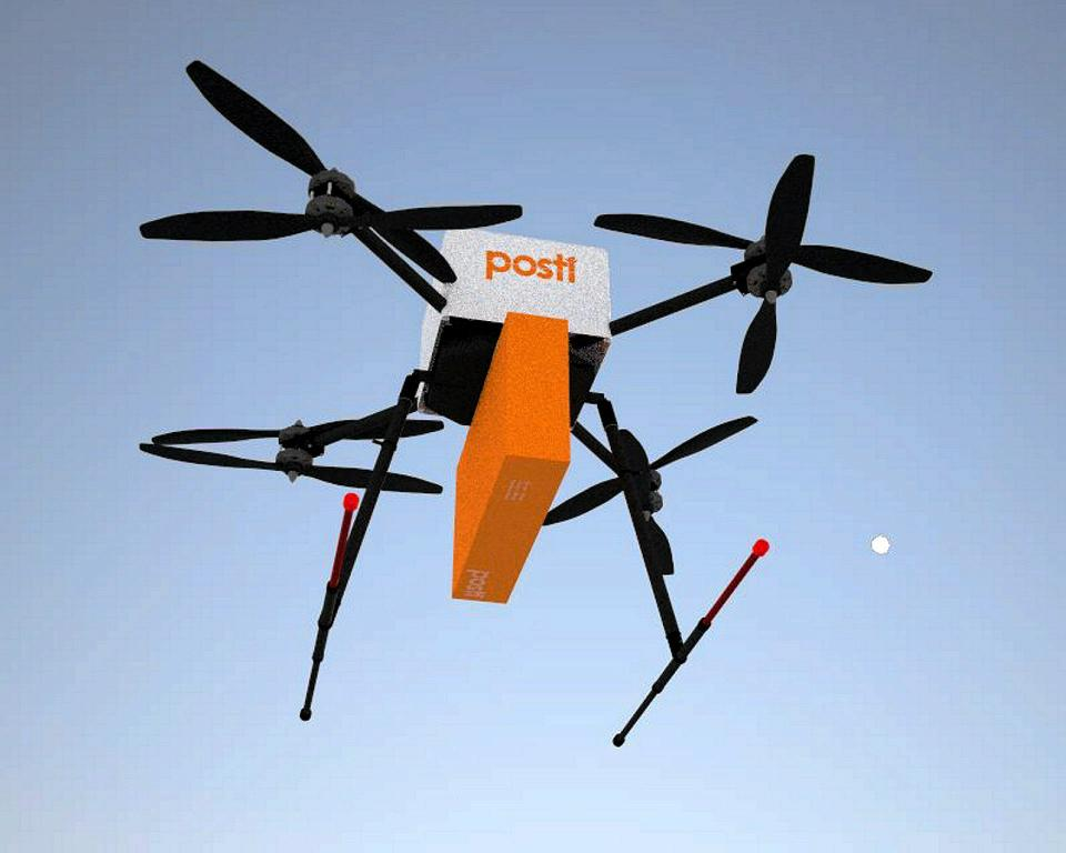 Posti-drone