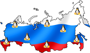 Russie-Linux