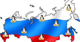 Russie-Linux