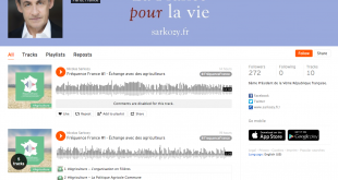 Sarkozy-webradio-soundcloud