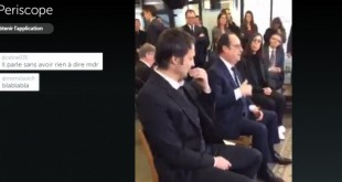 Hollande-Periscope