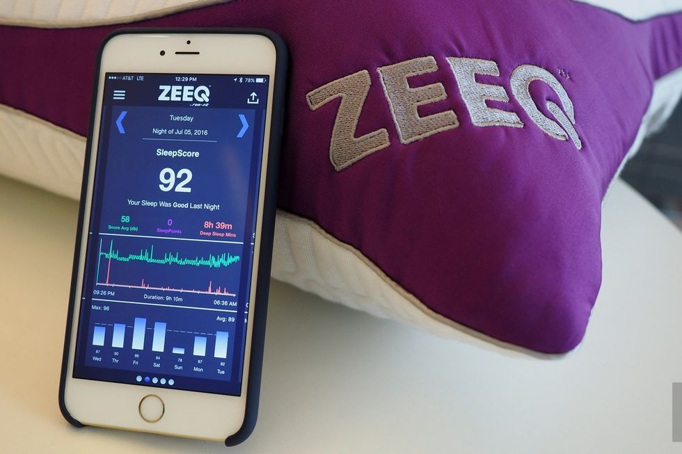 Zeeq-oreiller-pillow-ronflement