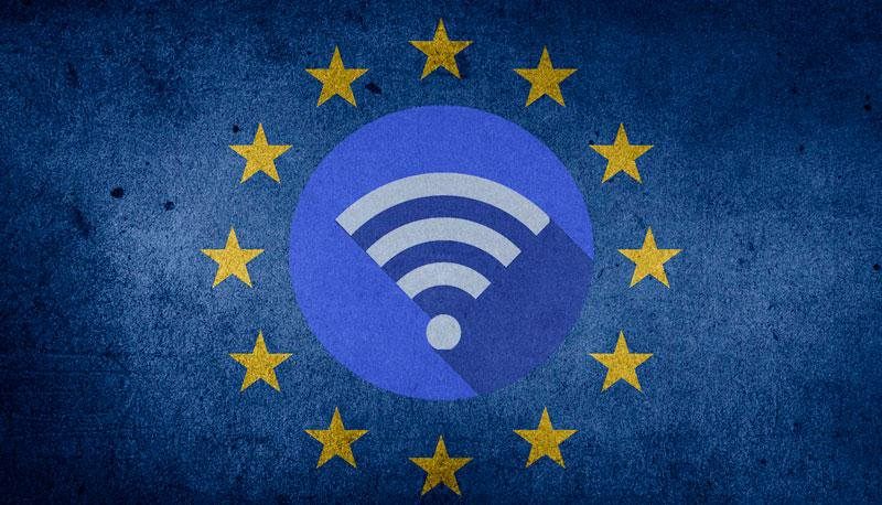 Europe-WiFi4EU-EU-hotspots-free-Internet