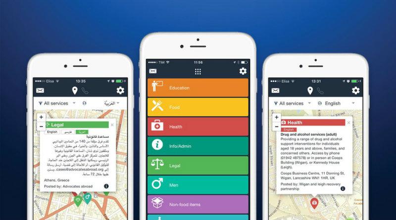 refaid-refugee-app