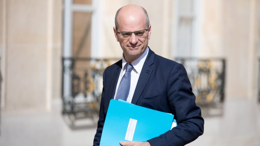 jean-michel-blanquer-portable-ecole-education-interdiction-ministre