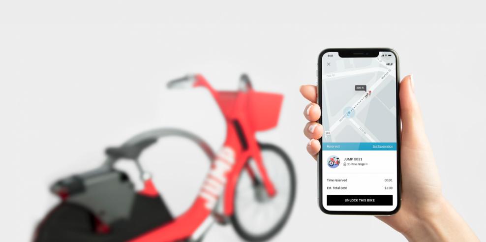 Uber-bike-velo