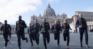 vatican-athlétisme-jeux-olympiques