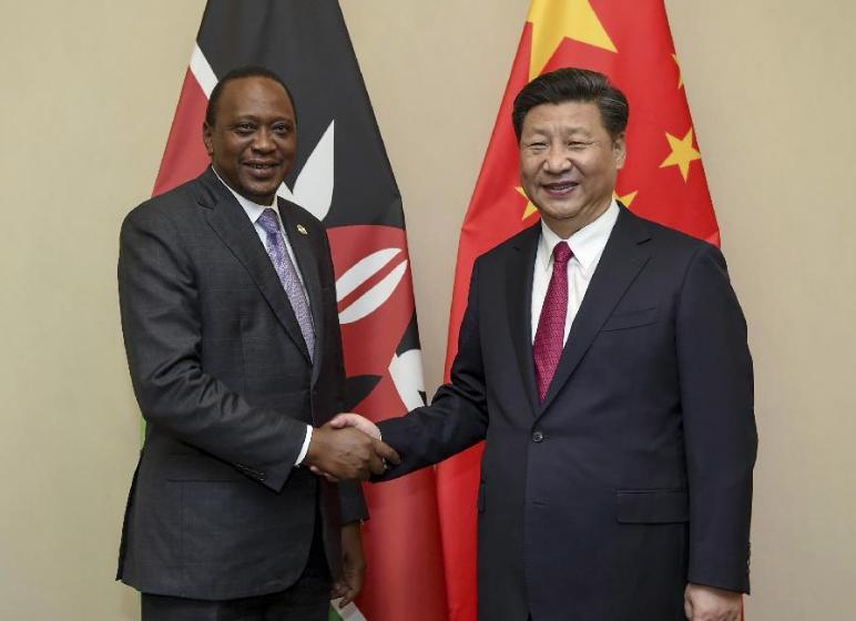 Chine-Kenya