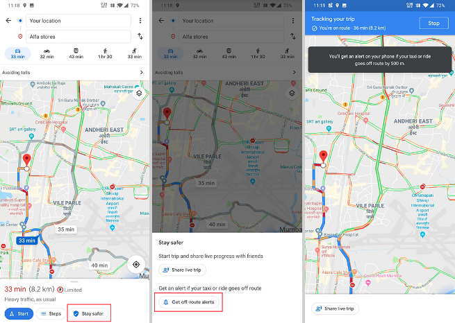 Google-Maps-VTC-taxi